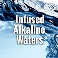 Infused Alkaline Waters