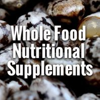 While Food Nutritional Supplements