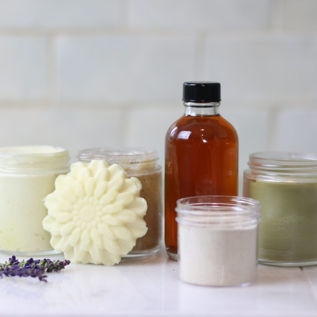 skin and acne products