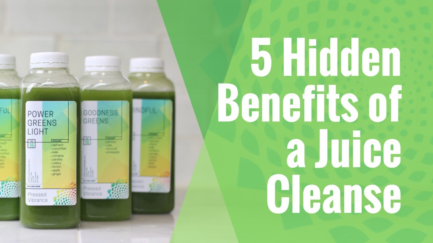 benefits of juice cleanse