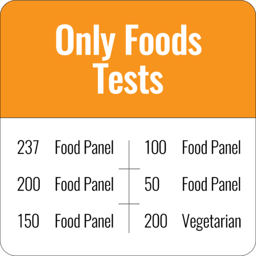 Only Food Tests_