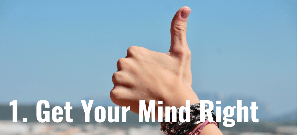Blog post picture Get Your Mind Right